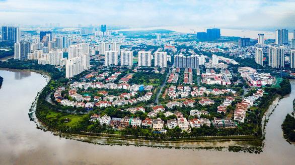 Phú Mỹ Hưng -  Sự thành công của một dự án FDI - Ảnh 1.