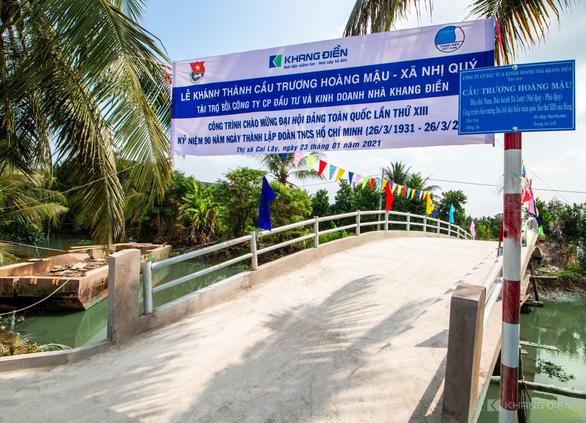 Khang Điền tài trợ chương trình phẫu thuật mắt cho 1.000 bệnh nhân - Ảnh 3.