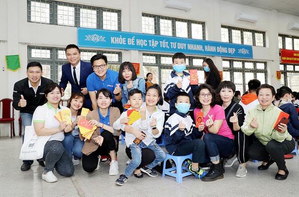 Herbalife Việt Nam tổ chức chương trình Xuân Yêu Thương tại các trung tâm Casa Herbalife Nutrition - Ảnh 4.