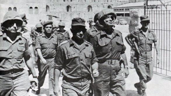 Lịch sử 100 năm xung đột Israel - Palestine - Ảnh 3.
