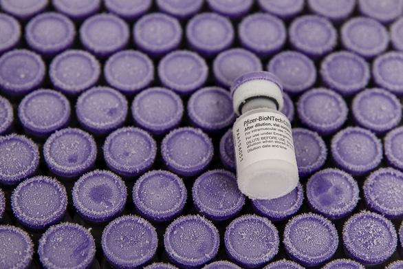31 triệu vắc xin Pfizer Việt Nam mua sẽ bảo quản thế nào? - Ảnh 1.