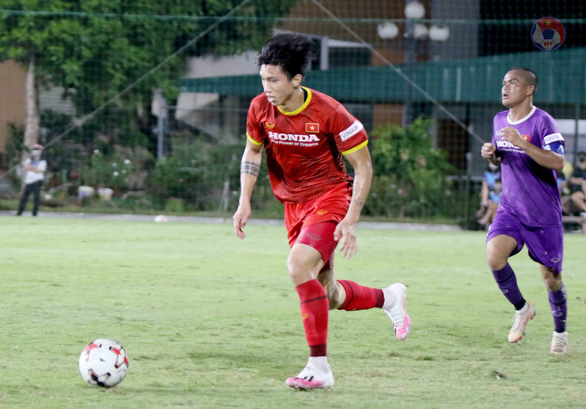 Tuyển Việt Nam thắng đội U22: Công Phượng ghi bàn, Văn Hậu được thi đấu - Ảnh 2.