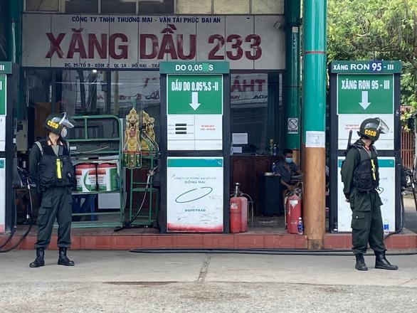 Bắt thêm một chủ cây xăng ở Đồng Nai liên quan vụ 2,7 triệu lít xăng giả - Ảnh 2.