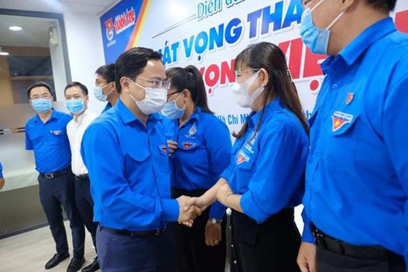 Cùng xây khát vọng Việt Nam hùng cường - Ảnh 1.