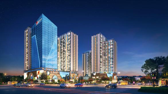 Hinode City ra mắt căn hộ chế tác độc bản dành cho giới thượng lưu - Ảnh 1.