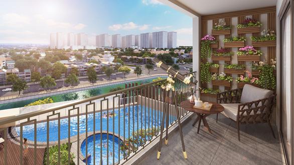 Hinode City ra mắt căn hộ chế tác độc bản dành cho giới thượng lưu - Ảnh 3.
