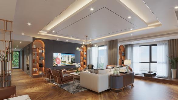 Hinode City ra mắt căn hộ chế tác độc bản dành cho giới thượng lưu - Ảnh 4.