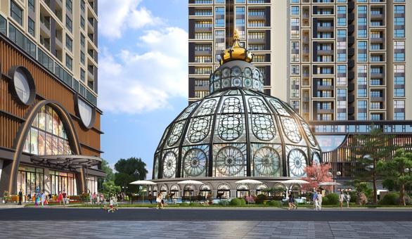 Hinode City ra mắt căn hộ chế tác độc bản dành cho giới thượng lưu - Ảnh 5.