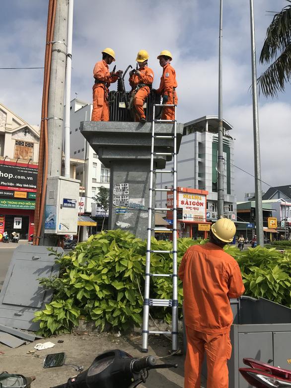 EVNSPC đảm bảo cấp điện phục vụ bầu cử 21 tỉnh, thành phía Nam - Ảnh 1.