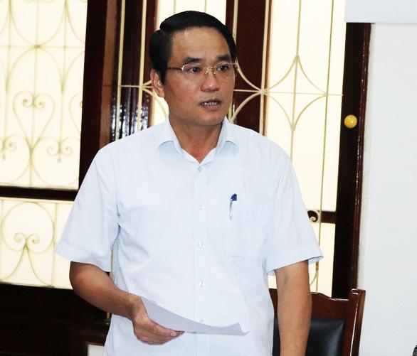 Phó chủ tịch tỉnh Sơn La Lê Hồng Minh bị kỷ luật khiển trách - Ảnh 1.
