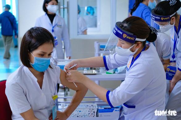 Tổng nguồn lực huy động mua vắc xin đã đạt khoảng 25.000 tỉ đồng - Ảnh 1.