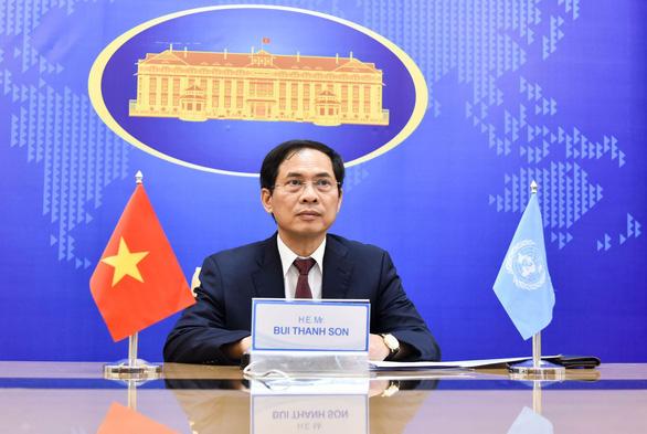 Việt Nam khẳng định sát cánh cùng các dân tộc châu Phi vượt qua khó khăn - Ảnh 1.
