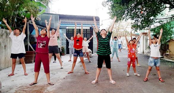 Chương trình Ngôi Sao NFZH khuyến khích trẻ em ăn uống lành mạnh và chăm vận động khi còn nhỏ - Ảnh 1.