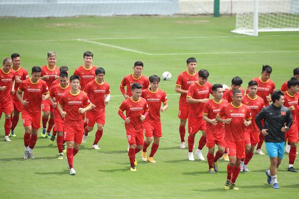 VTV truyền hình trực tiếp 3 trận đấu của đội tuyển Việt Nam tại vòng loại World Cup 2022 - Ảnh 1.