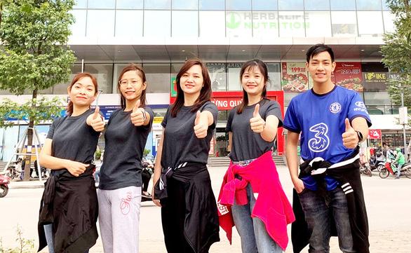 Nhân viên Herbalife Việt Nam tham gia chạy trực tuyến - Ảnh 1.