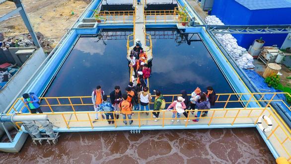 Doanh nghiệp cam kết thu nhập cao cho sinh viên Đại học Văn Lang tốt nghiệp ngành môi trường - Ảnh 2.
