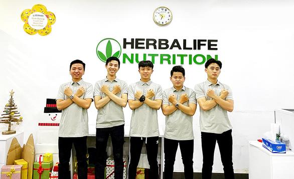 Nhân viên Herbalife Việt Nam tham gia chạy trực tuyến - Ảnh 3.