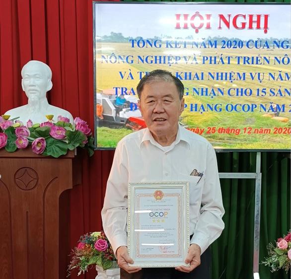 Thuận Hòa Food đạt chứng nhận OCOP Quốc gia - Ảnh 3.