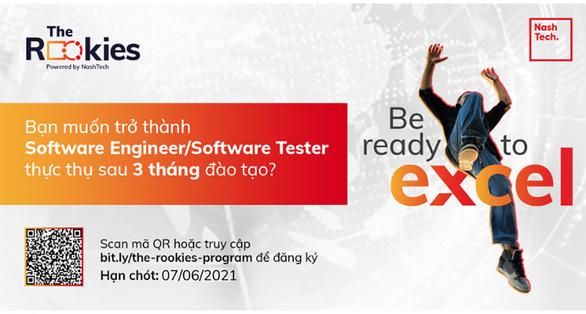 NashTech chắp cánh cho những tài năng IT Việt Nam - Ảnh 2.