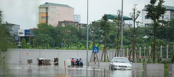 Miền Bắc có mưa lớn cục bộ, Hà Nội đề phòng mưa dông - Ảnh 1.