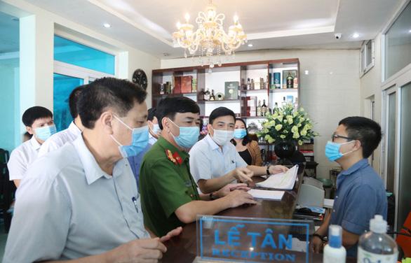 Vĩnh Phúc: 2 người nhiễm COVID-19 từ người Trung Quốc đã hoàn thành cách ly - Ảnh 1.
