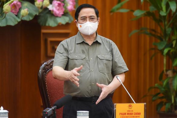 Bà Rịa - Vũng Tàu, Khánh Hòa, Đà Nẵng bị Thủ tướng nhắc nhở - Ảnh 1.