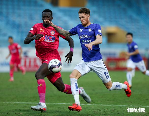 HLV Park Choong Kyun: 'CLB Hà Nội hòa Sài Gòn FC thì coi như thua' - Ảnh 1.