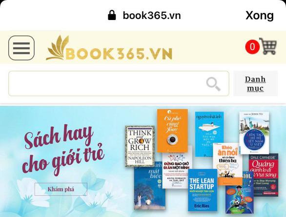 40.000 cuốn sách được bán ra tại Hội sách trực tuyến quốc gia 2021 - Ảnh 1.