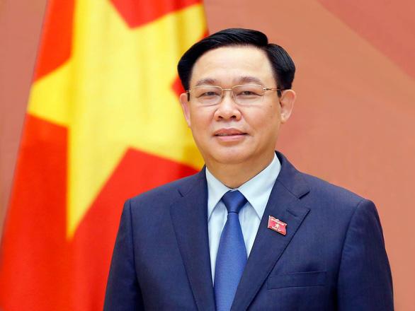 Chủ tịch Quốc hội Vương Đình Huệ: Sáng suốt lựa chọn người đại biểu xứng đáng - Ảnh 1.