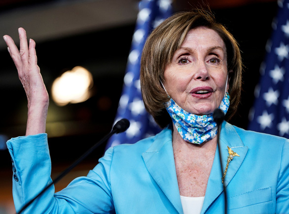 Hạ viện Mỹ quyết định điều tra vụ bạo loạn Đồi Capitol - Ảnh 1.