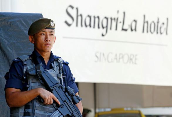 Đối thoại Shangri-La bị hủy vì dịch COVID-19 - Ảnh 1.