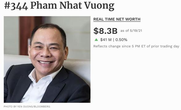 3 tỉ phú giàu nhất Việt Nam đang làm ăn ra sao? - Ảnh 2.
