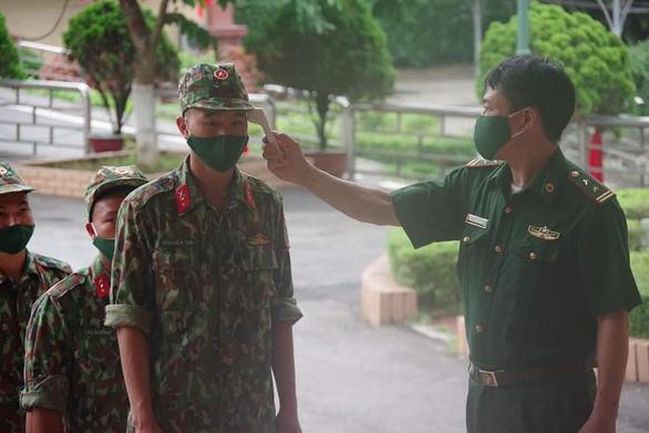 150 cán bộ, chiến sĩ được tăng cường cho tuyến biên giới Cao Bằng - Ảnh 2.