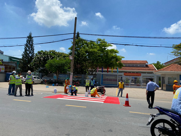 Mô hình Trường học an toàn lần đầu có mặt ở TP.HCM - Ảnh 2.
