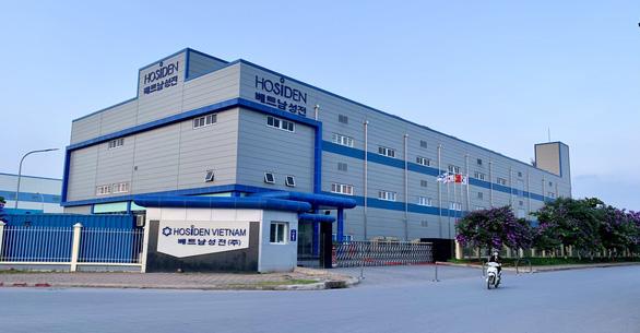 Bốn khu công nghiệp tại Bắc Giang sẽ hoạt động trở lại từ 28-5 - Ảnh 1.