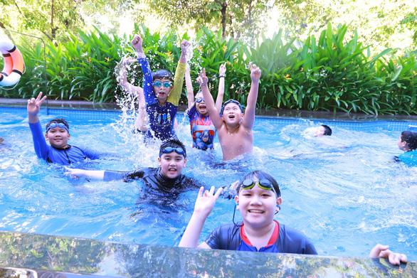 Mùa hè thời điểm vàng cho trẻ phát triển năng khiếu và trau dồi kỹ năng - Ảnh 3.