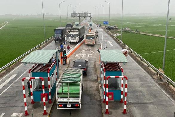 Trạm BOT tuyến tránh Đông Hưng, tỉnh Thái Bình sẽ thu phí từ ngày 1-6 - Ảnh 1.