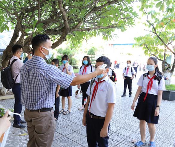 Đà Nẵng dời lịch thi vào lớp 10 đến giữa tháng 6-2021 - Ảnh 1.