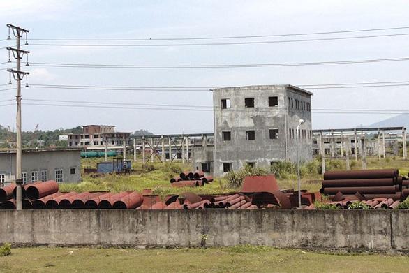Yêu cầu thu hồi tiền thuê đất tại dự án ngàn tỉ 'chết yểu' - Ảnh 1.