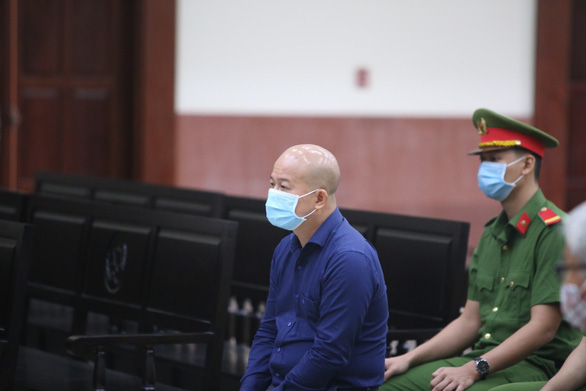 Y án chung thân đối với Út trọc trong vụ sai phạm tại cao tốc TP.HCM - Trung Lương - Ảnh 1.