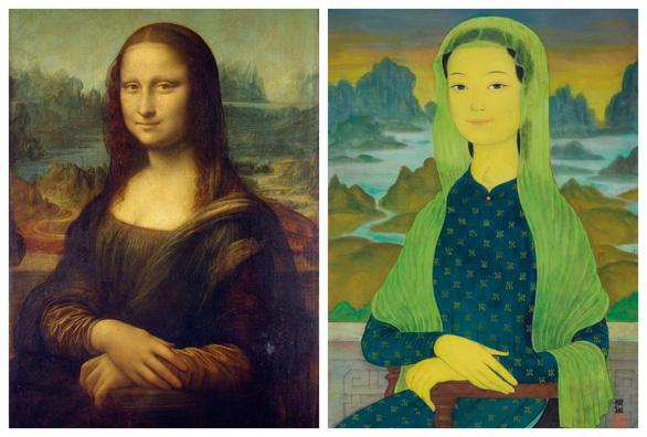 Mona Lisa của danh họa Mai Trung Thứ sẽ làm nên chuyện? - Ảnh 1.