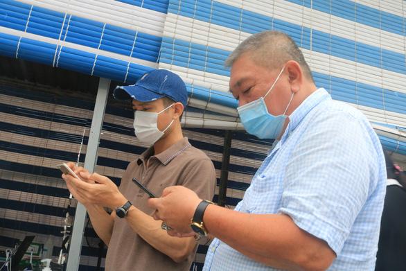 TP.HCM: Một số phòng khám chưa tuân thủ phòng chống dịch COVID-19 - Ảnh 1.