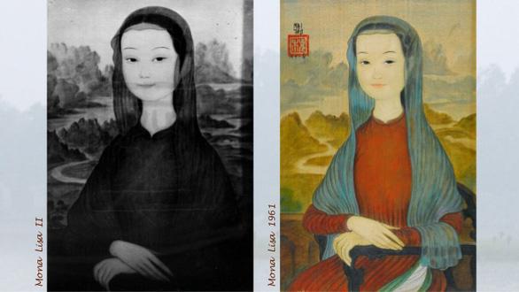 Mona Lisa của danh họa Mai Trung Thứ sẽ làm nên chuyện? - Ảnh 3.