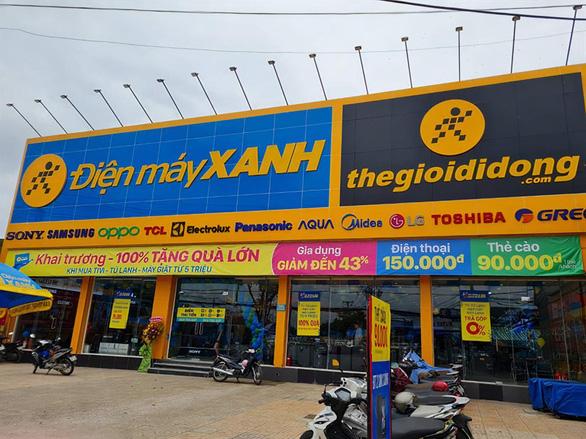 Thế Giới Di Động bắt tay tiểu thương vùng sâu bán hàng chính hãng - Ảnh 1.
