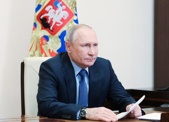 Ông Putin cảnh báo sẽ thẳng tay với các bên muốn chiếm lãnh thổ Nga - Ảnh 1.