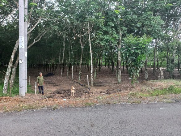 Mở đường cho hàng xóm đi nhờ, bị thu hồi luôn sổ đỏ, dân kiện UBND huyện - Ảnh 1.