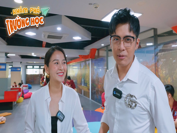 19h hôm nay 22-5, phát sóng Khám phá trường học tại ĐH Nguyễn Tất Thành - Ảnh 3.