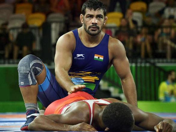 Ấn Độ truy nã gắt gao người hùng Olympic Sushil Kumar vì hành hung đô vật trẻ đến chết - Ảnh 1.