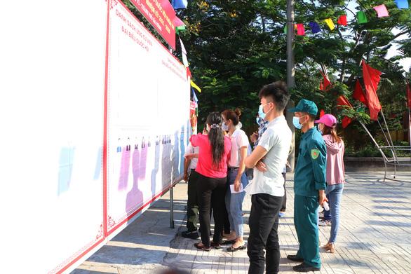 Bầu cử sớm tại huyện đảo Bạch Long Vỹ và đỉnh Lò Xo - Ảnh 2.