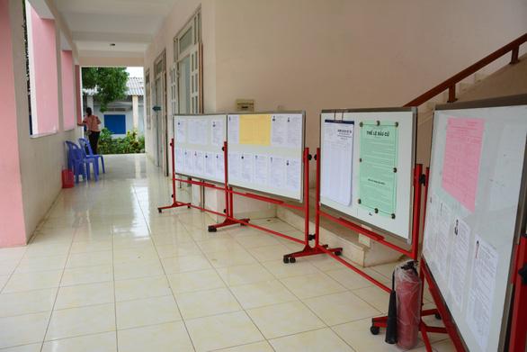 Hơn 20.000 cử tri đảo Phú Quý sẵn sàng cho ngày bầu cử - Ảnh 3.
